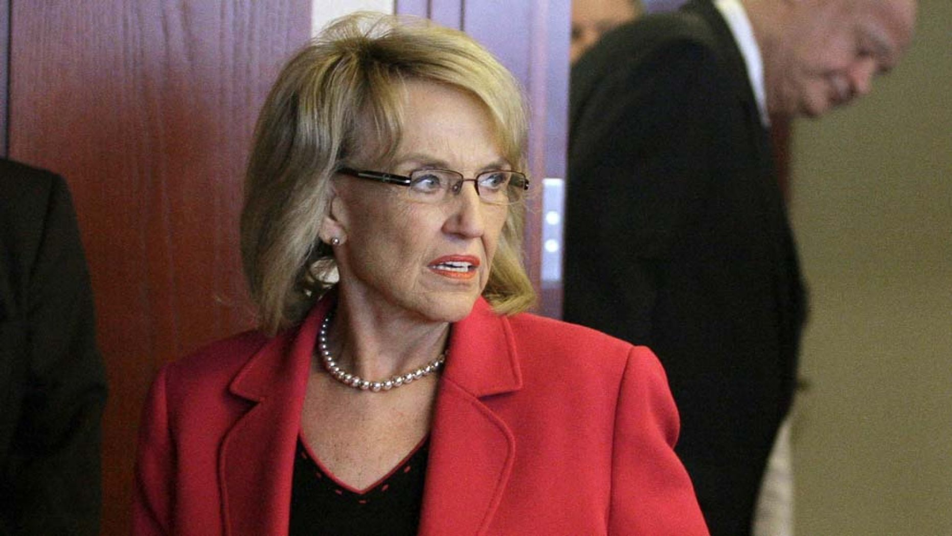The eldest son of former Republican Arizona Gov. Jan Brewer unexpectedly died over the weekend, the family announced on Monday. (AP)