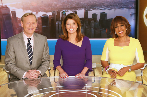 """John Dickerson, Norah O'Donnell and Gayle King on """"CBS This Morning"""" (CBS)"""