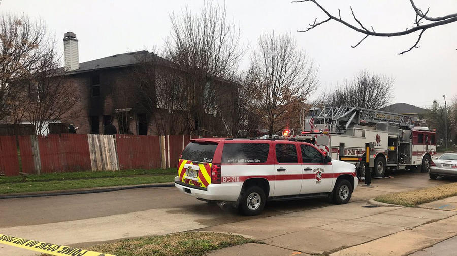 The investigation into a triple-fatal house fire that injured a fourth person in Cedar Hill early Thursday has shifted to a criminal investigation, police say.