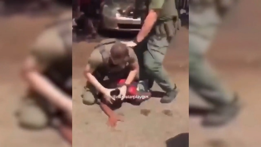 Video posted on social media shows Broward sheriff's deputies pepper-spraying and punching a teen during a confrontation near J.P. Taravella High.