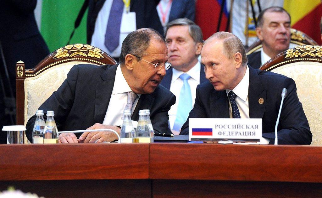 Meeting of CIS Council of Heads of State. September 16, 2016. Bishkek (Image by Kremlin.ru)