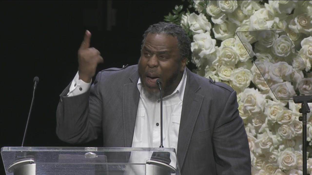 Pastor Shep Crawford