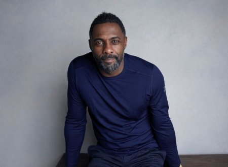 WATCH: Idris Elba Reveals he Tested Positive for Coronavirus