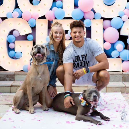 Patrick Mahomes and Fiancée Brittany Matthews Are Expecting a Baby Girl