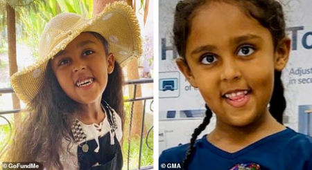 Family-Friend Says Parents of Six-Year-Old Girl Who Plunged 110-Feet to Her Death on Colorado Amusement Park Ride Are in Deep Denial and Anger, and 'They Are Pleading With God to Bring Her Back'