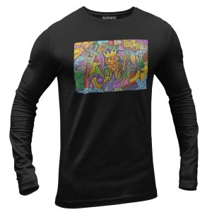 King Of The Streets Black long sleeve