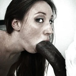 Pale White Wife Ravaged by Black Cock [14 Pics] - image  on https://blackcockcult.com