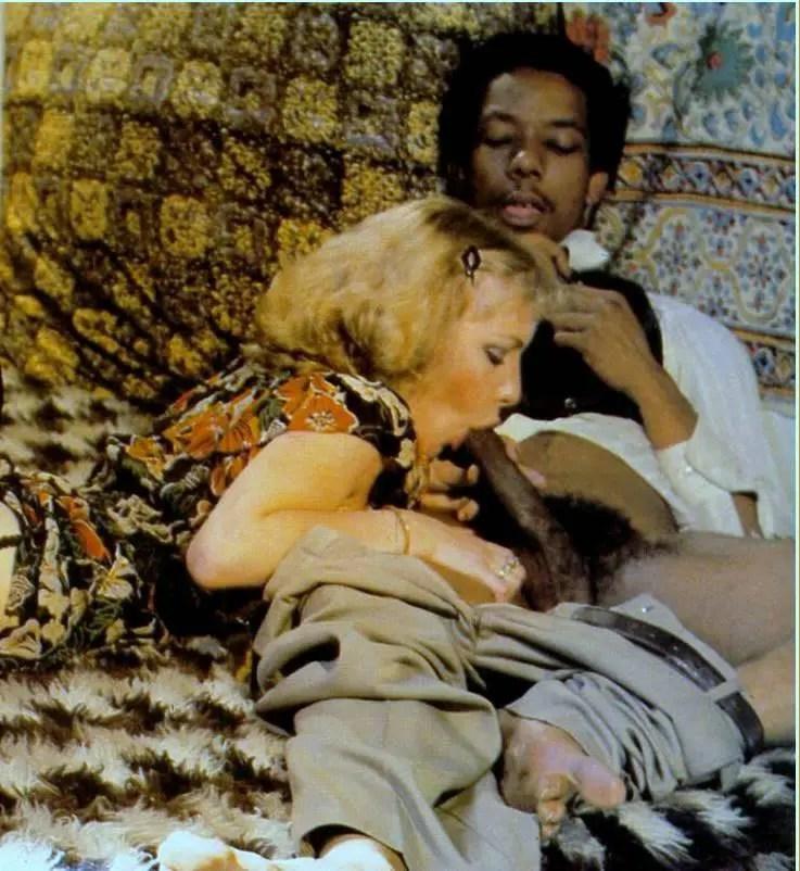 Vintage Interracial Photos - II - image  on https://blackcockcult.com