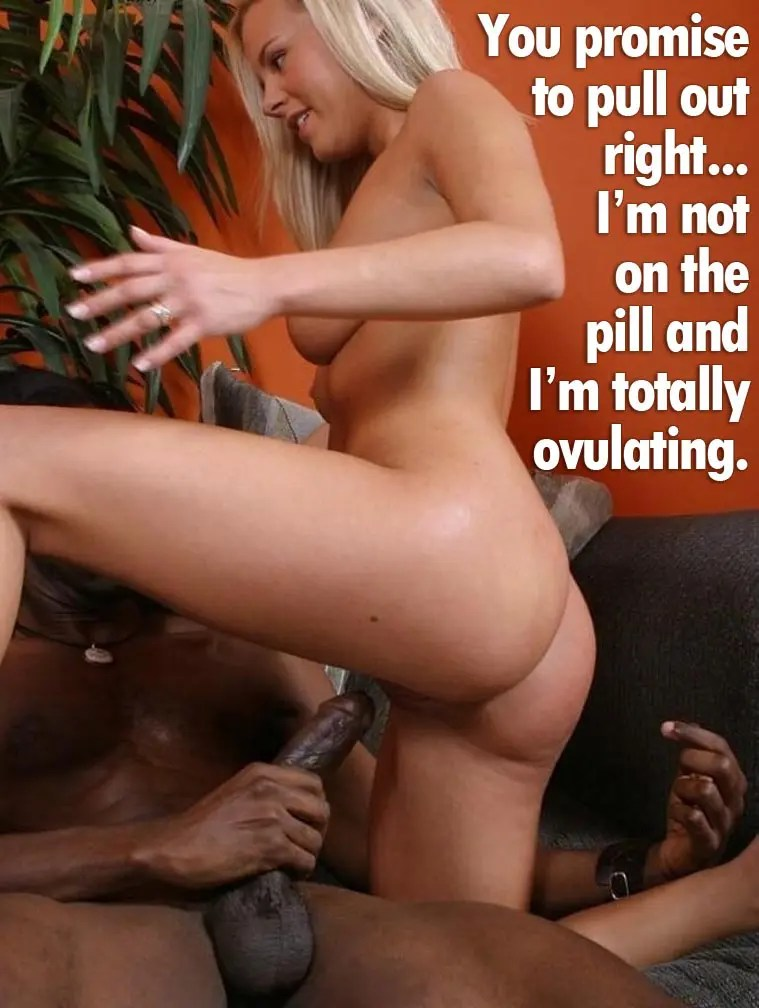 Black Cock Dominates White Marriages (Cuckold Captions I) - image  on https://blackcockcult.com