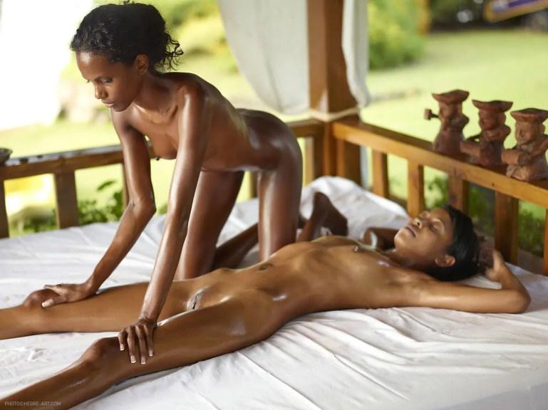 Ritualistic Lesbian Rites of the Black Priestesses - image  on https://blackcockcult.com
