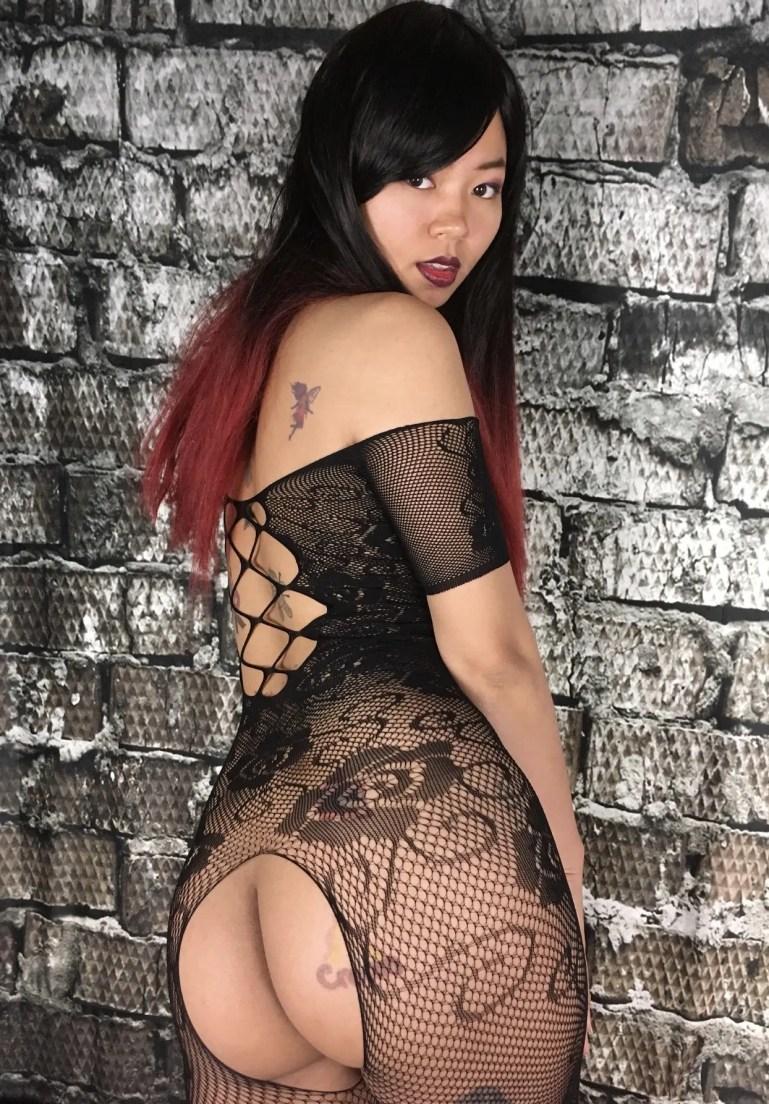 Jureka Del Mar - Amateur Black Cock Slut - image  on https://blackcockcult.com