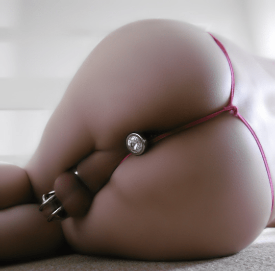 Feminized Whitebois in Chastity - image  on https://blackcockcult.com