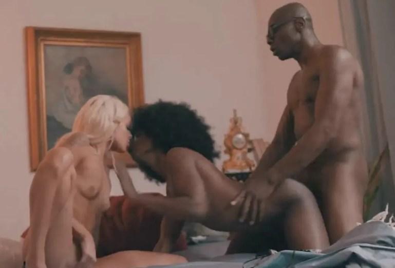 Whites Serving Black Couples - image  on https://blackcockcult.com