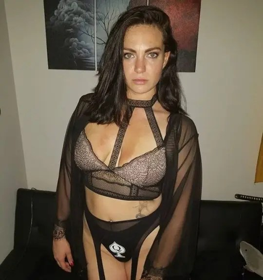 Queen of Spades: Showing Off Your Loyalty in Public - image  on https://blackcockcult.com