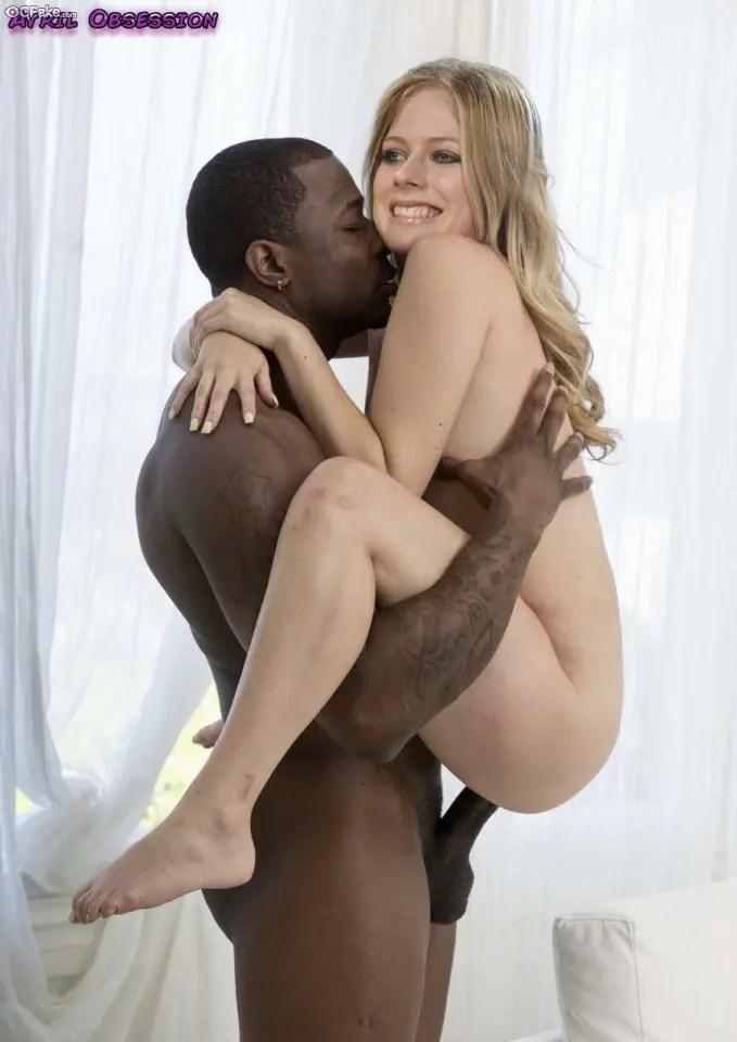 Black Cock Queens: Avril Lavigne - image  on https://blackcockcult.com