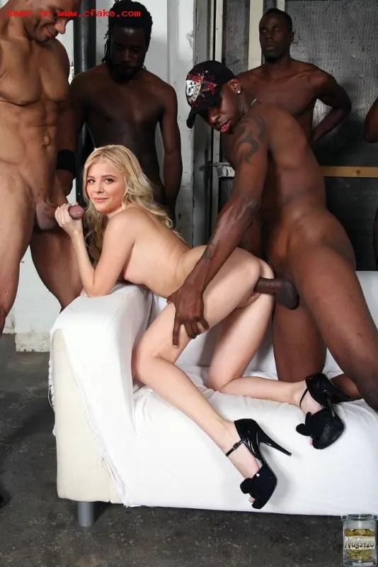 Black Cock Queens: Chloë Grace Moretz - image  on https://blackcockcult.com