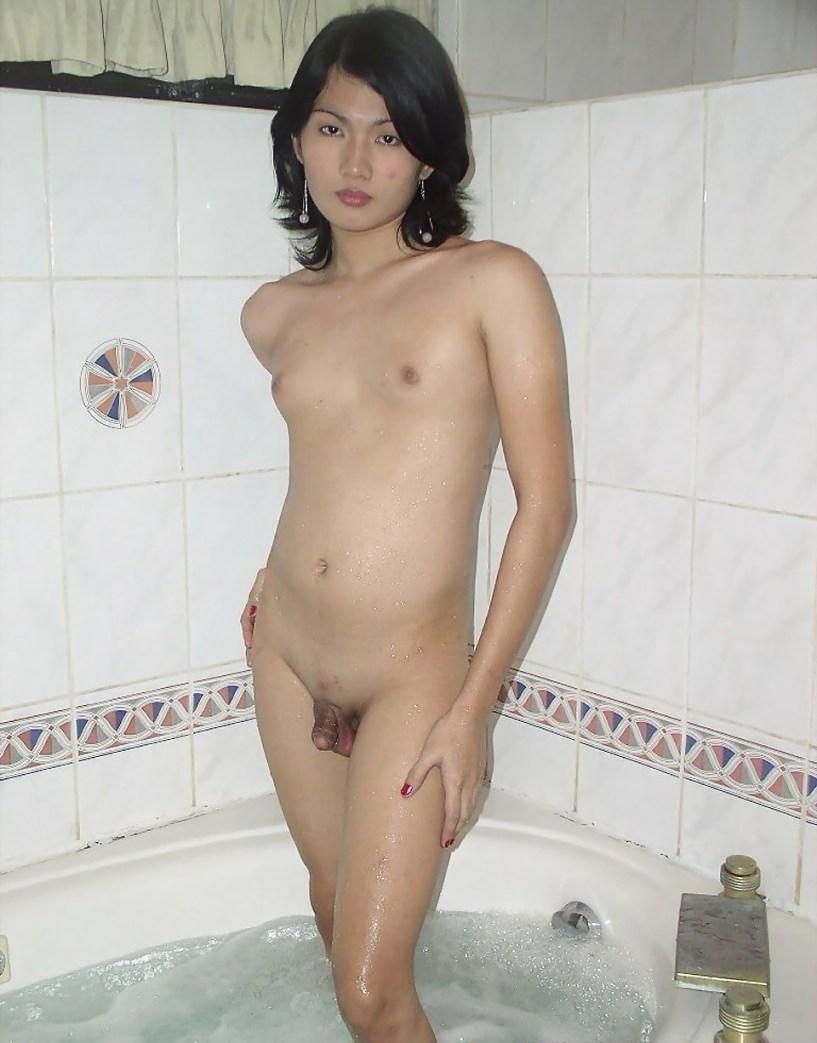 Sissy Shrinkage - I - image  on https://blackcockcult.com