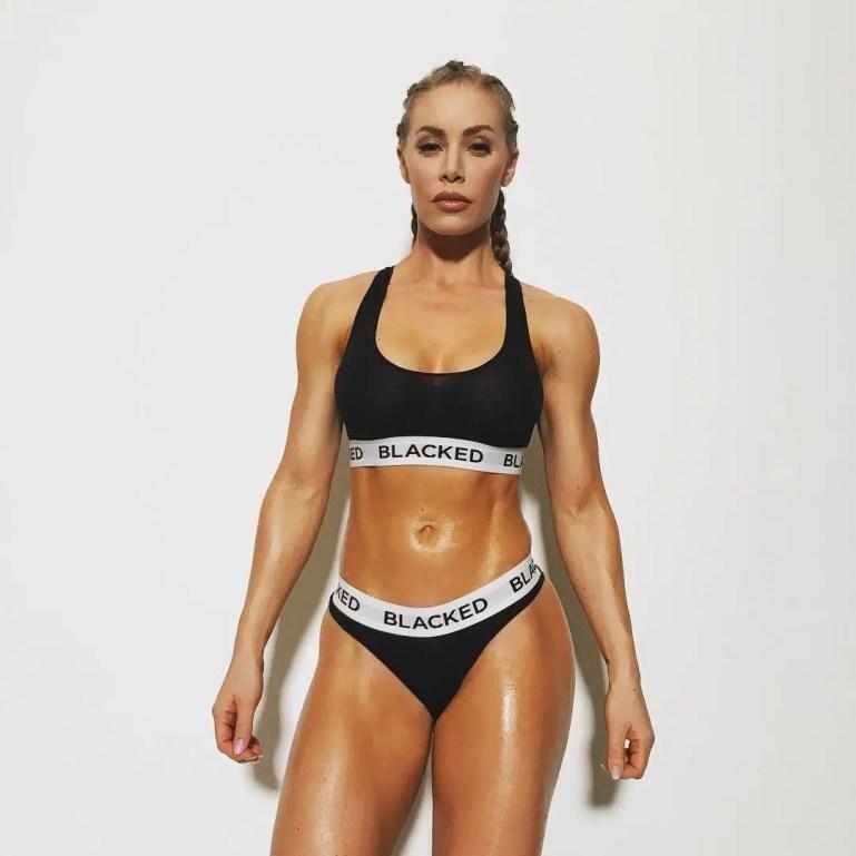 Blacked Fitness - image  on https://blackcockcult.com