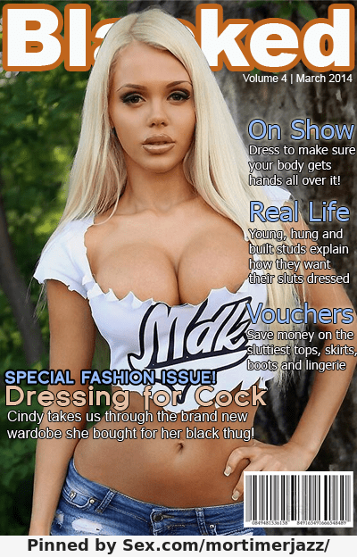 Magazine Covers from the Black Owned Future - image  on https://blackcockcult.com