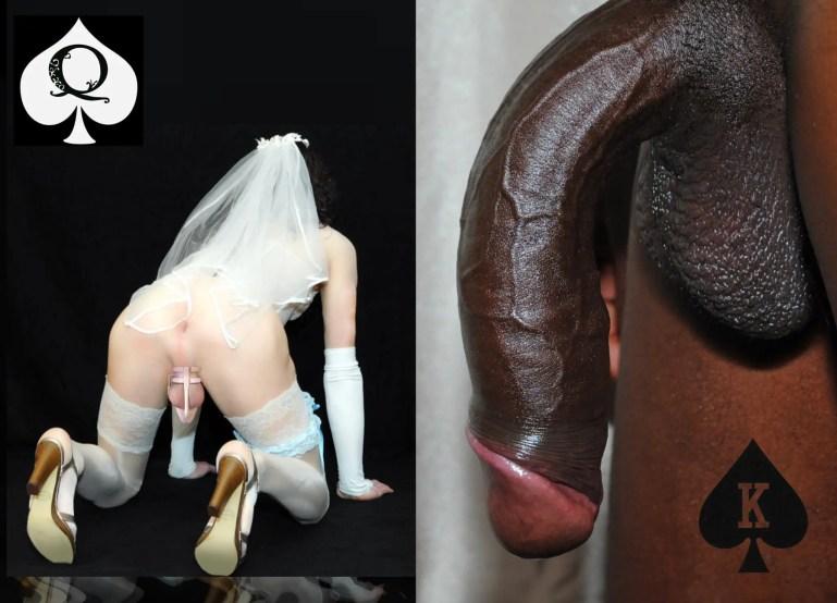 Modern Whiteboi Marriage - image  on https://blackcockcult.com