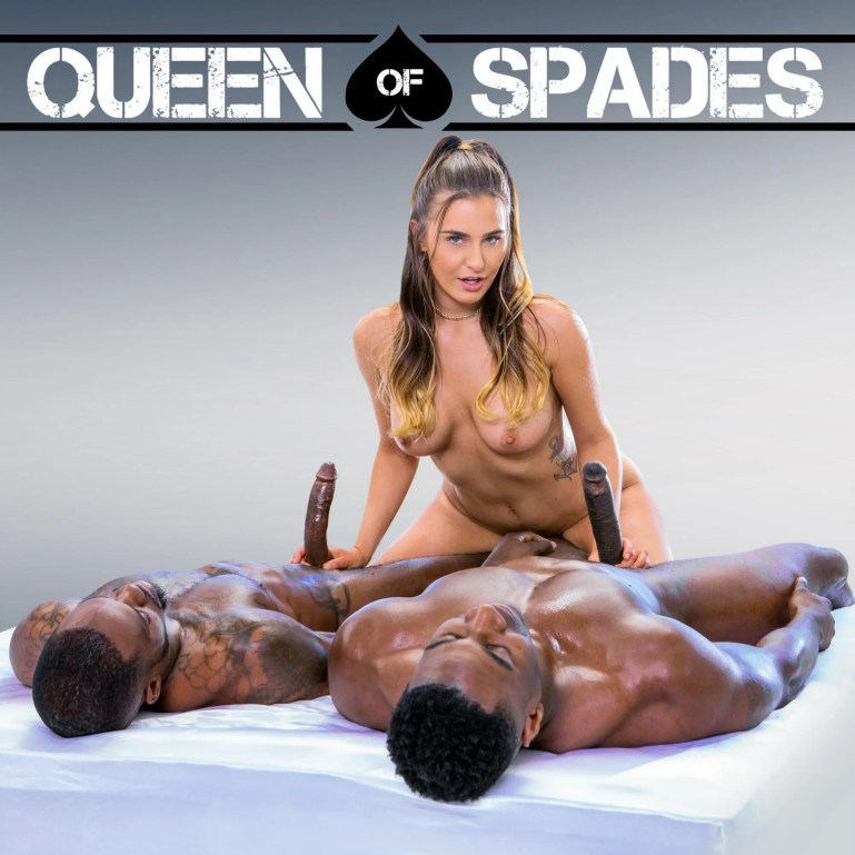 The Queen of Spades Movement is in Full Swing - image  on https://blackcockcult.com