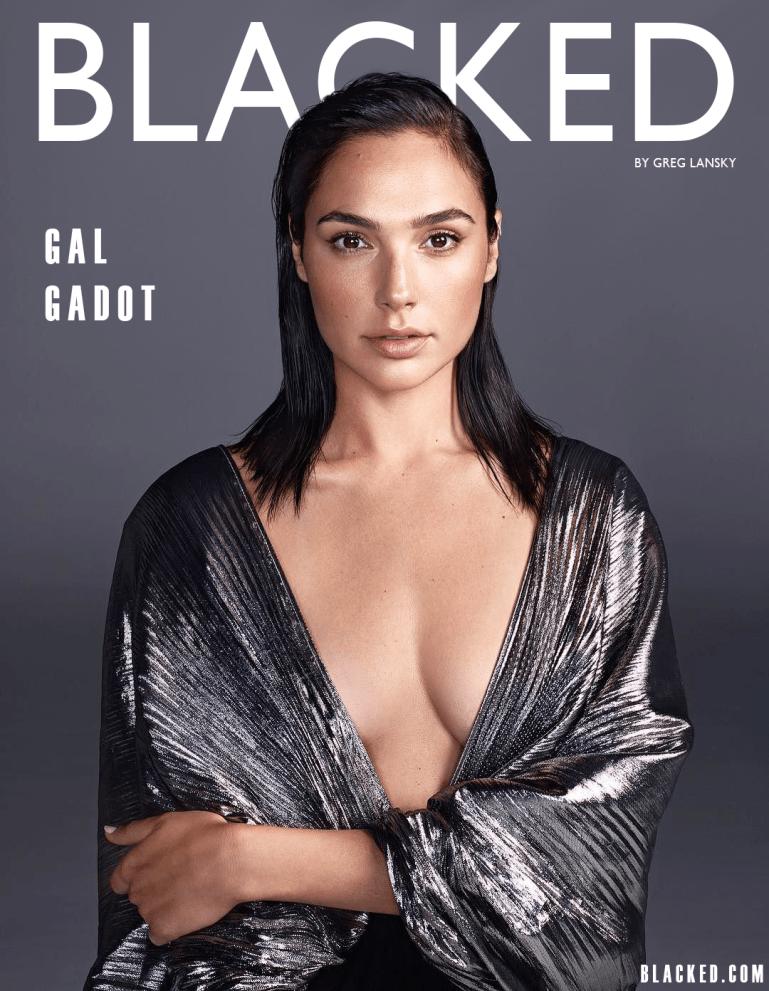 Blacked List: Gal Gadot - image  on https://blackcockcult.com