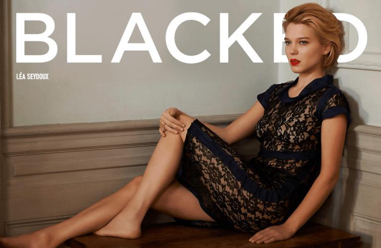 Blacked List: Léa Seydoux - image  on https://blackcockcult.com