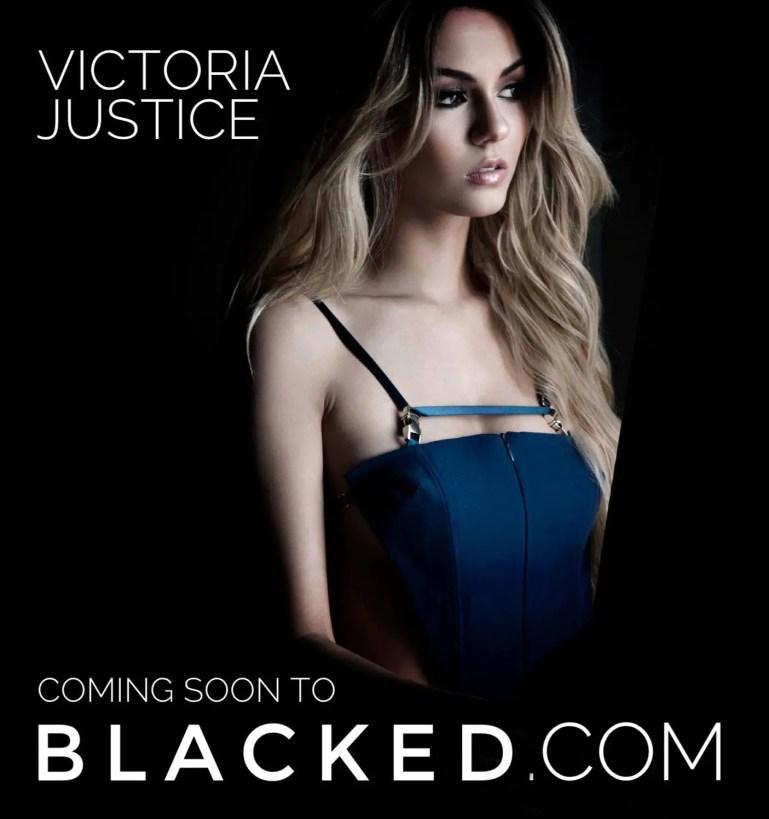 Blacked List: Victoria Justice - image  on https://blackcockcult.com