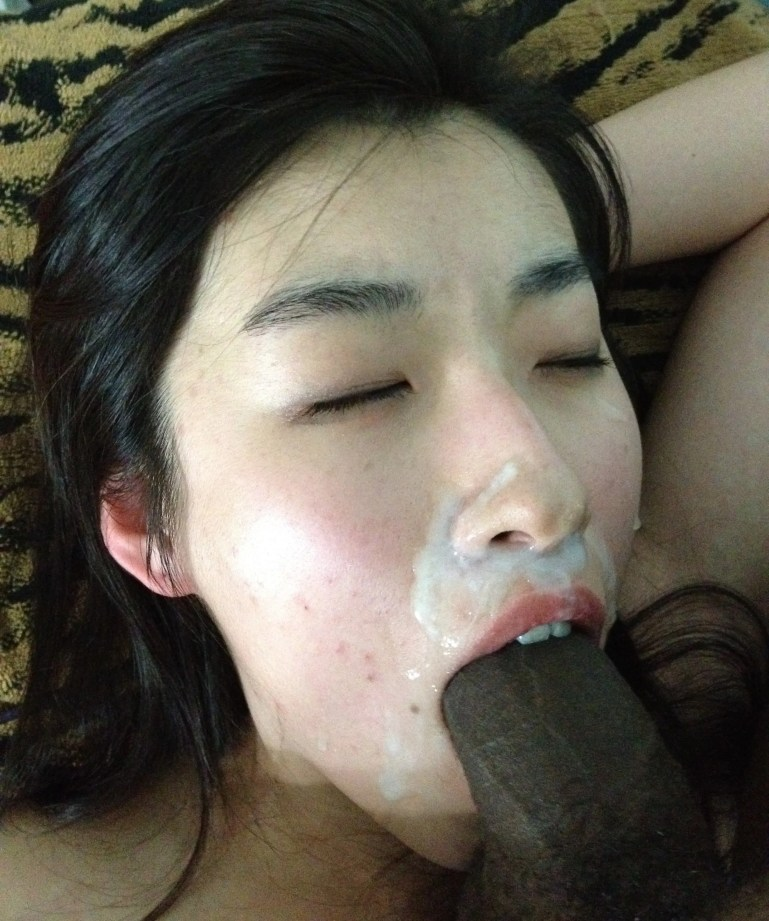 Amateur Chinese Slut Falls in Love with BBC - image  on https://blackcockcult.com