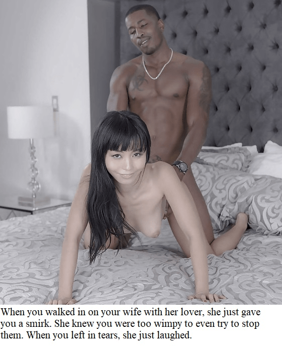 Asian Race Traitors Giving Themselves To Black - image  on https://blackcockcult.com