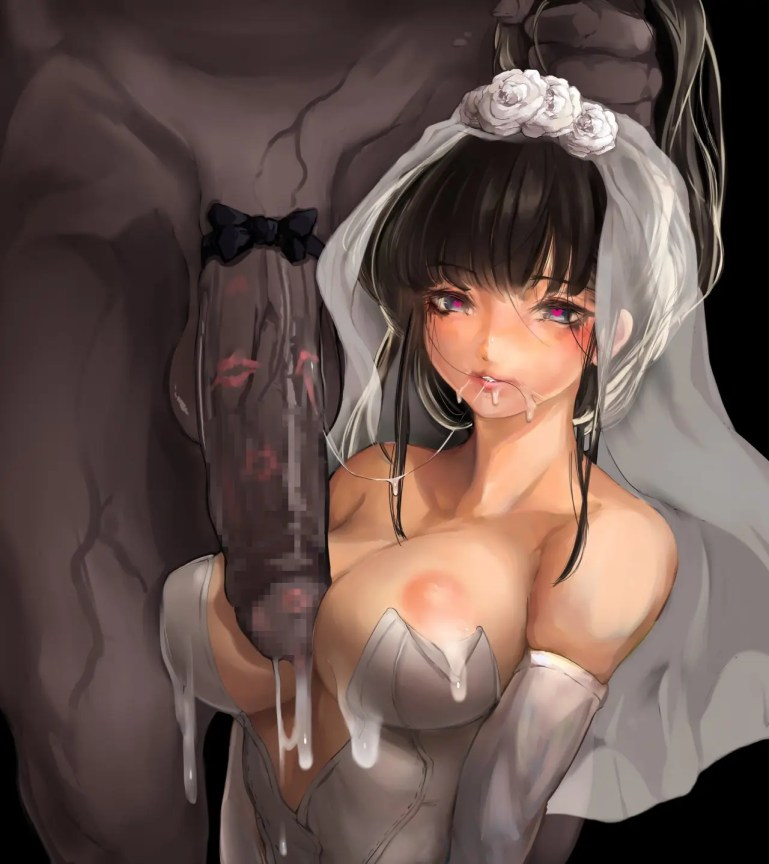 Hentai Celebrating Big Black Cock - I - image  on https://blackcockcult.com