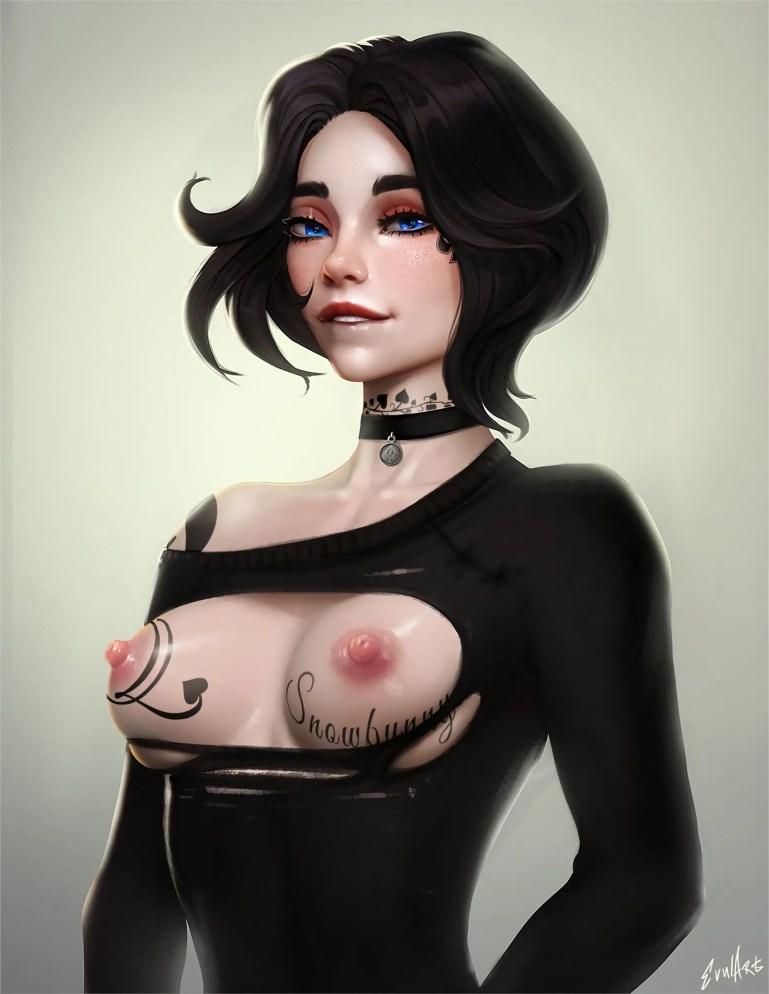 Hentai Celebrating Big Black Cock - I - image  on https://blackcockcult.com