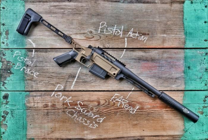 Pork Sword Pistol Chalk