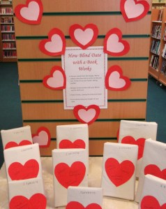 Blind Date With A Book Display Blackcountrylibrarian