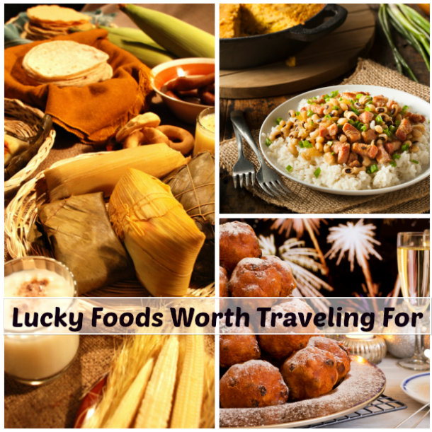 New Years Lucky Foods Worth Traveling For