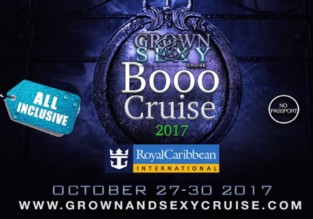 Halloween cruise 2017