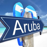 A Day In Aruba