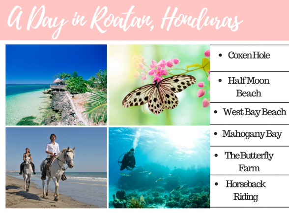 A Day in Roatan, Honduras