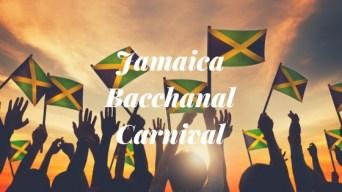 Jamaica Bacchanal Carnival   Black Cruise Travel