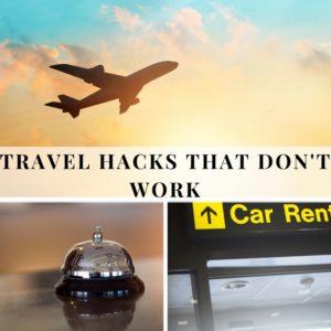 travel hacks | Black Cruise Travel