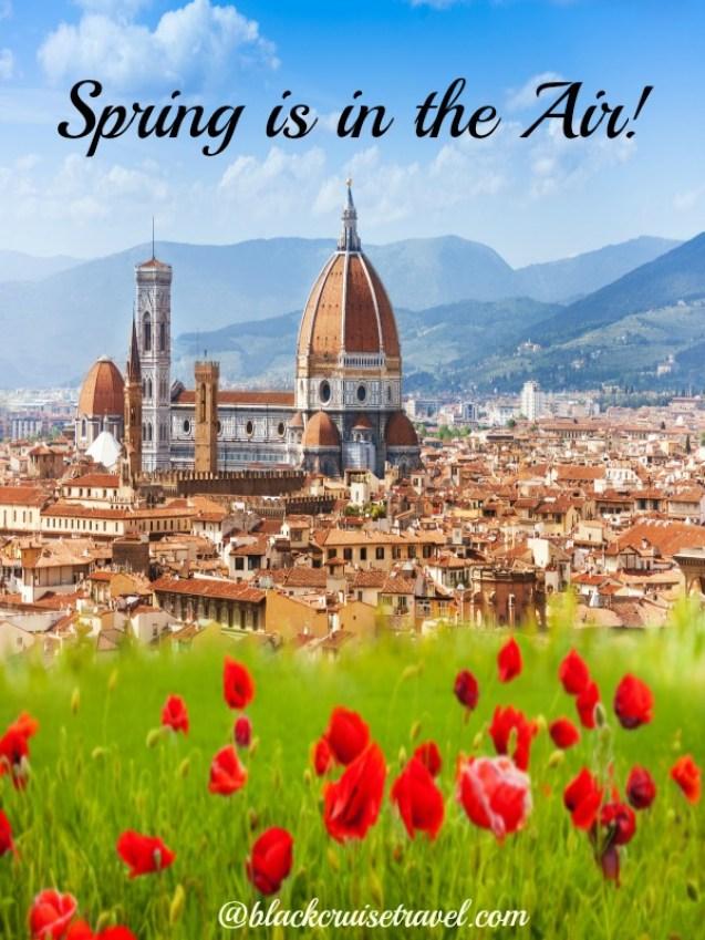 springisintheair | Black Cruise Travel