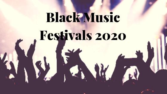 Black Music Festivals 2019 | Black Cruise Travel
