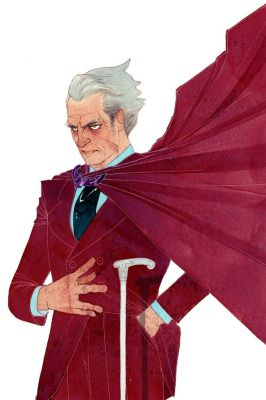 Magneto by Kevin Wada
