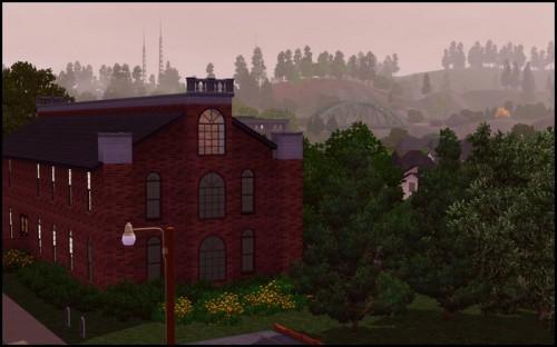 Sims 3 city