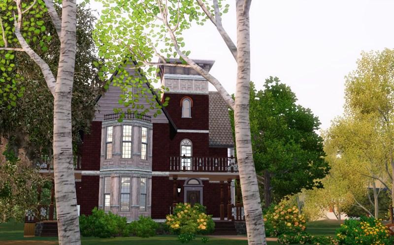 a sims 3 house