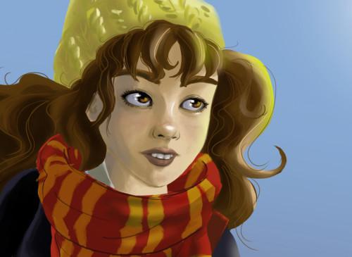 Hermione Detail