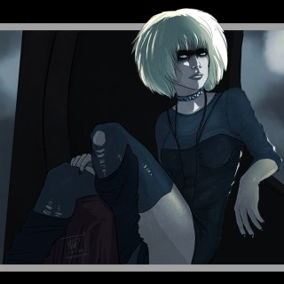 Pris from Bladerunner by Blackdaisies
