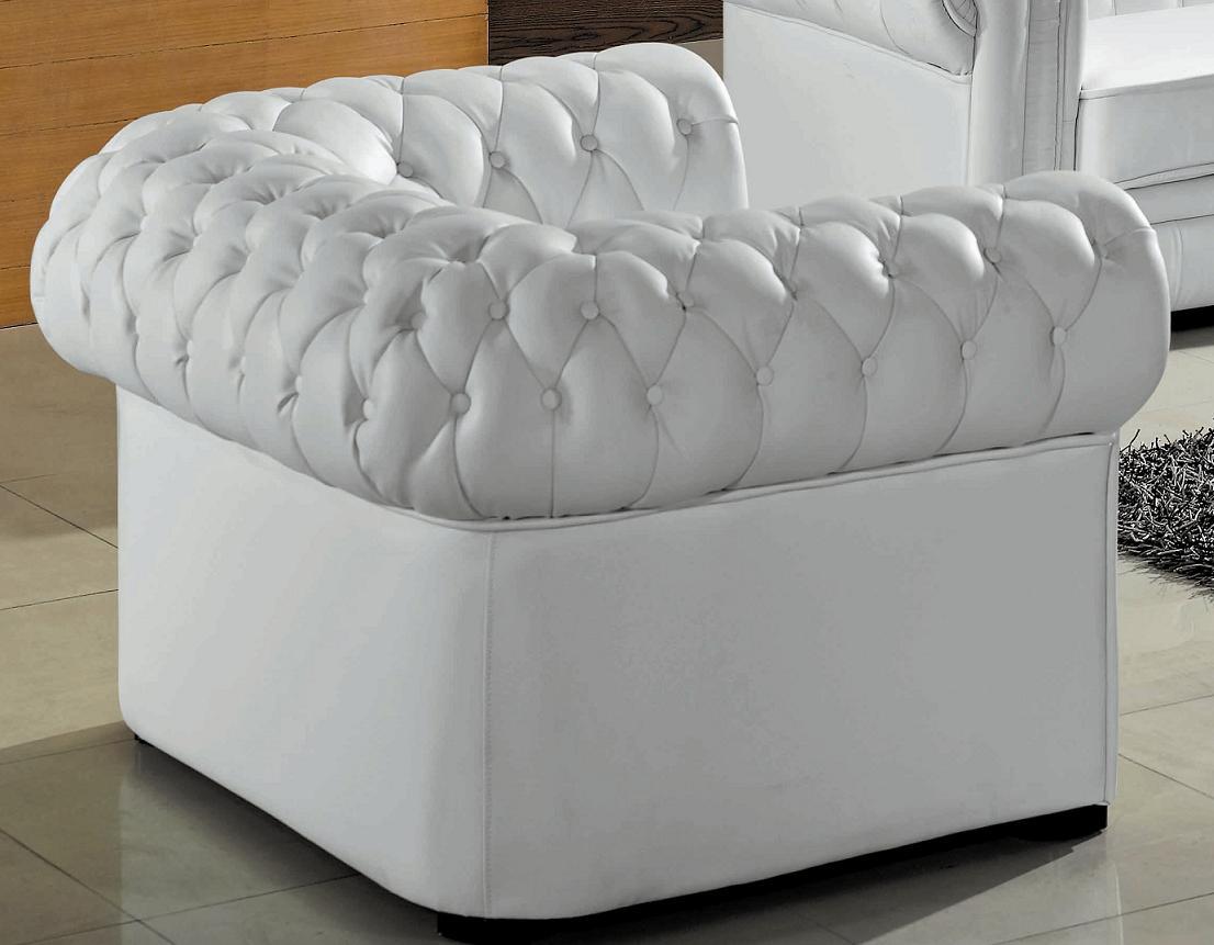 Paris Ultra Modern White Living Room Furniture