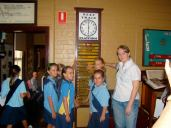 Girl Guides at the Centre