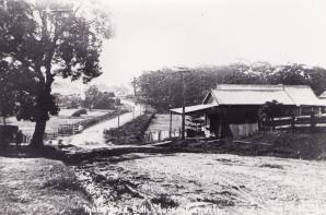 Main Rd Bulli where Henry Fry was a leading person
